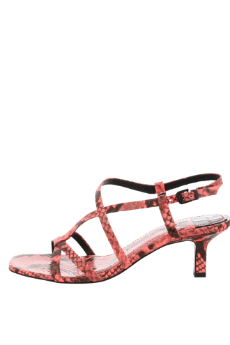 KENNEL & SCHMENGER Diamond Boa Coral Heel