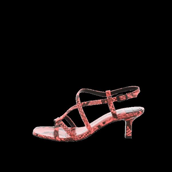 KENNEL & SCHMENGER Diamond Boa Coral Heel