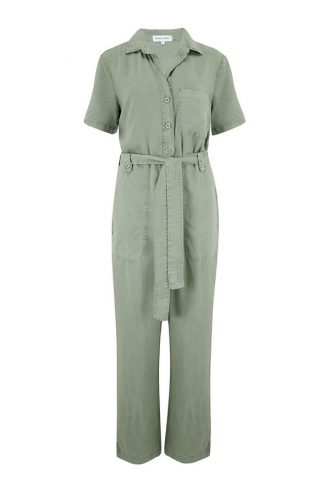 Bella Dahl – Button Jumpsuit