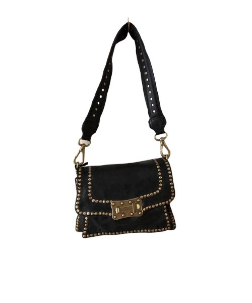CAMPOMAGGI Black/Gold Small