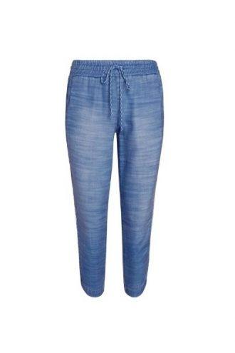 double strip pant