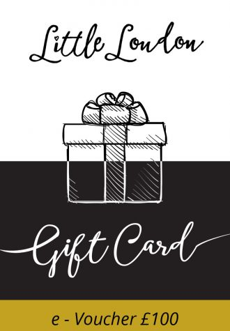 Little London Gift Card