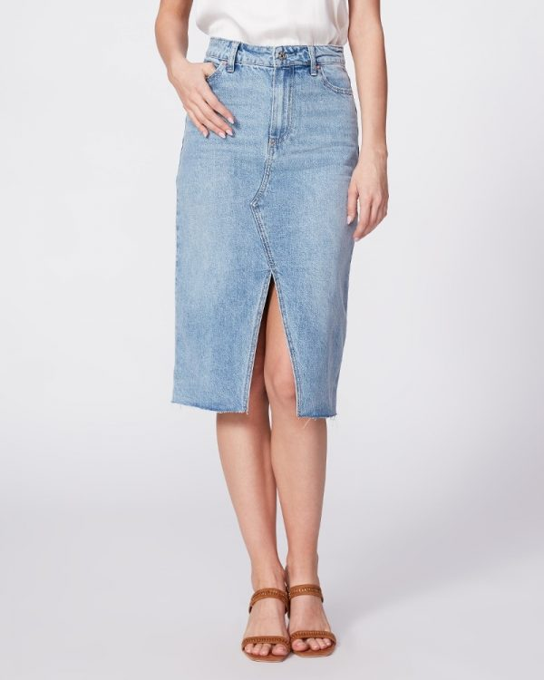 Paige Meadow Midi Skirt – Tipton