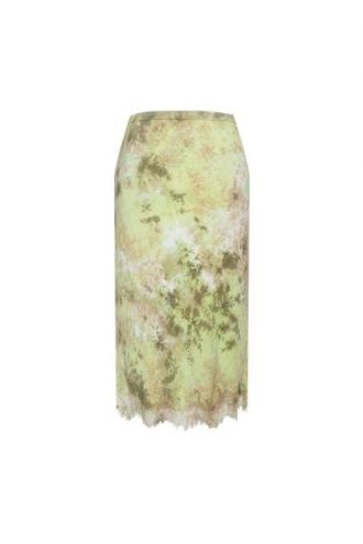 Gold Hawk – Tye Die Skirt