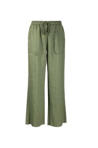 Gold Hawk – Drawstring Trousers